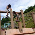 7月3日 みつえ青少年旅行村(御杖村 キャンプ場)・ 自然の中で実体験