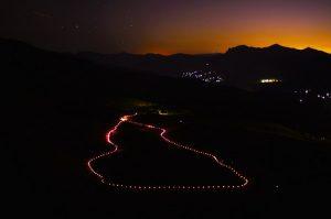 第15回曽爾高原山灯り『奈良県曽爾村・すすき』ライトアップ2017 @ 曽爾高原 | 曽爾村 | 奈良県 | 日本