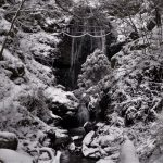1月24日 奈良県御杖村【不動の滝】から三重県美杉町【名松線奥津駅】へ/冬の名所を巡り
