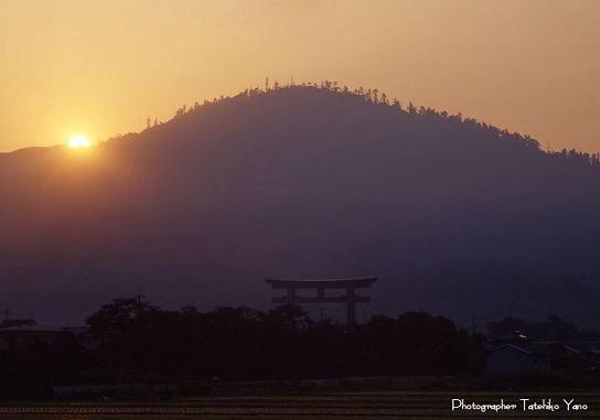 奈良/日本・風景 矢野建彦