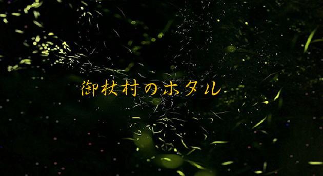 奈良県の蛍 ( ホタル ) 公園