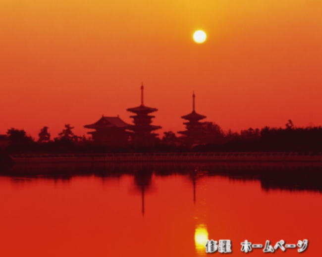 日本の風景写真/奈良県の風景写真
