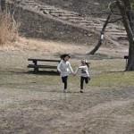 4月1日 みつえ高原牧場から曽爾高原ぶらりWalking