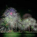 8月13日【2018】湖上を焦がす花火…湖上から観る日本の夏