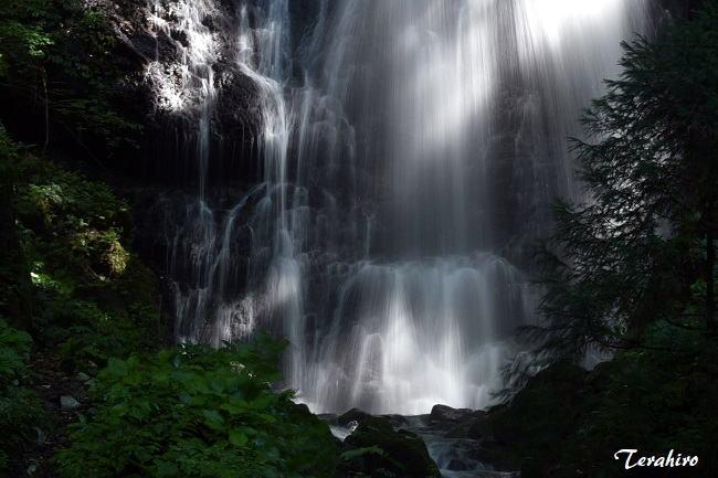 不動の滝/奈良県御杖村